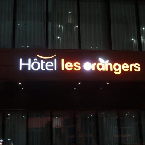 Les Orangers Hotel ***