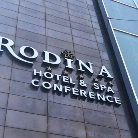 RODINA Hotel *****